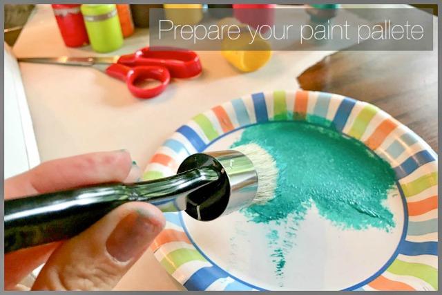 scegli la tua tavolozza di colori