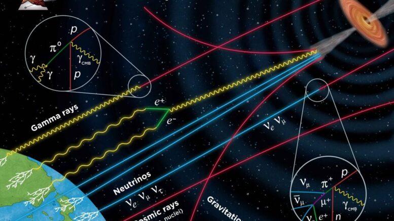 Una proposta per una griglia di rilevamento Neutrino che si estende per 200.000 chilometri quadrati