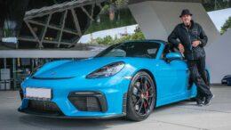 La nuova Boxster Spyder è l'80a Porsche di 80 anni
