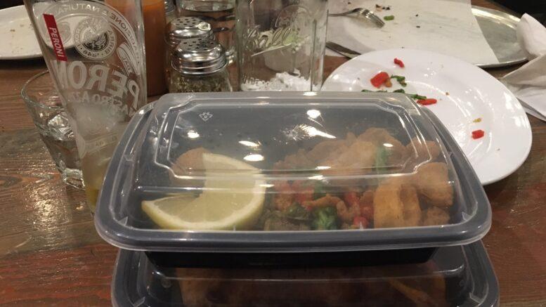 Zero Waste Home: ridurre gli sprechi e mangiare fuori