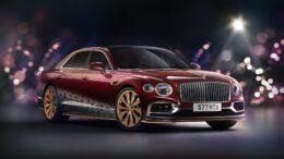 Bentley commissiona il nuovo Flying Spur V8 per un cliente di fama mondiale 🎅