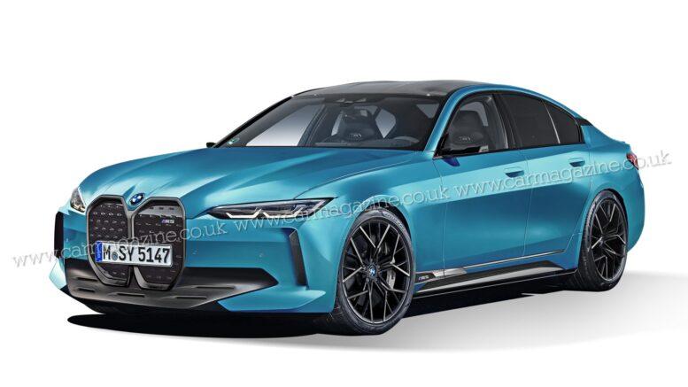 Auto elettrica BMW M in arrivo quest'anno
