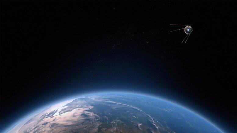 Un nuovo satellite cercherà di mantenere l'orbita terrestre bassa senza propellente