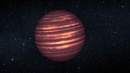 Gli astronomi vedono il tempo vorticoso sulla nana bruna più vicina