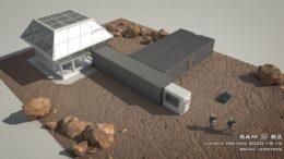 Spazio e sostenibilità: come le lezioni di Biosphere 2 hanno ispirato SAM²