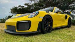 Driven |  Porsche 911 GT2 RS