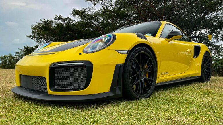 Driven    Porsche 911 GT2 RS