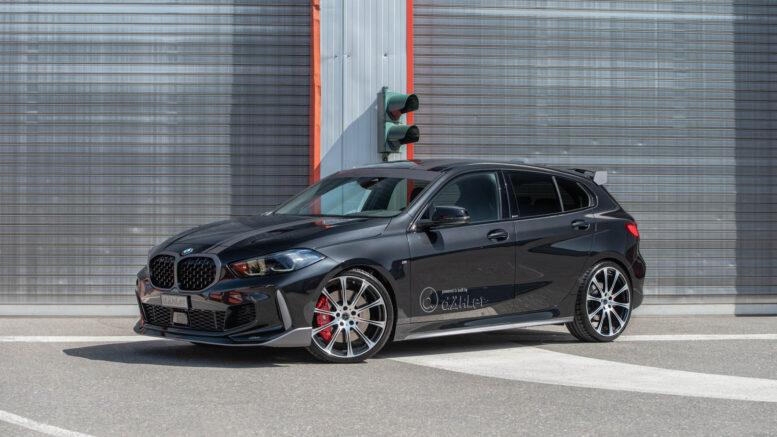 Daehler Tuning trasforma Wick Up su BMW 128ti