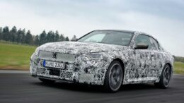 Nuova BMW M240i Teased Packing 369 HP (275 kW)