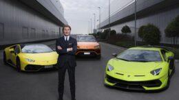 Tutte le Lamborghini saranno ibride entro il 2024