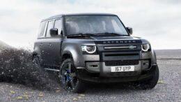 Prezzi del Land Rover Defender V8 per il Sudafrica