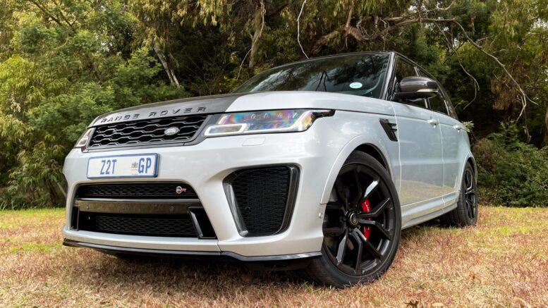 Range Rover Sport SVR Carbon Edition Carbon