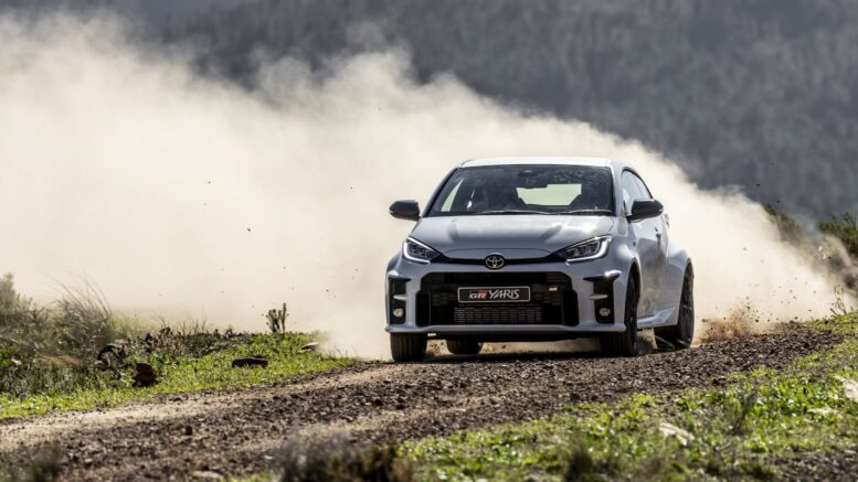 Prezzi Toyota GR Yaris per il Sudafrica