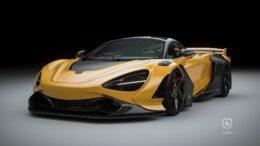 Zacoe Tease Radical McLaren 720S Bodykit